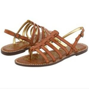 Sam Edelman Hamilton Strappy Gladiator Sandals